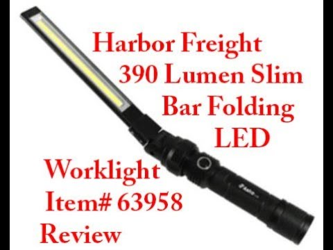 Harbor Freight Cordless Work Light Ez1 Realty